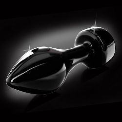 Artikel Nr-E11X01T__2944-23-4__buttplug-aus-glas-icicles-no-44-in-schwarz-Nr-E11X01T-