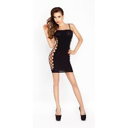 Sexy Minikleid in Schwarz_E16X45D__bs026-black