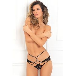 Own It ouvert Stringtanga_E16X844D__1139-BLK-SM