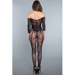 Artikel Nr-E24X290D__1890-BLACK-OS_Ansicht-1_pillow-talk-bodystocking-Nr-E24X290D-
