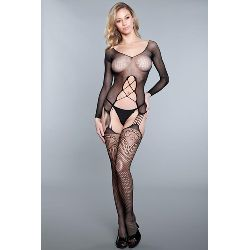 Artikel Nr-E24X292D__1892-BLACK-OS-0__little-secrets-bodystocking-Nr-E24X292D-